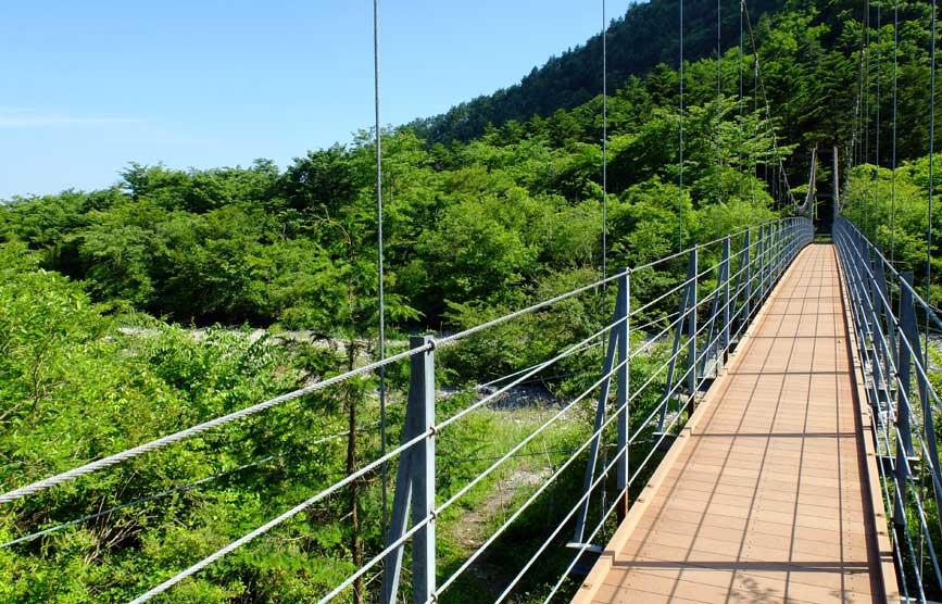 「麓 吊り橋」の画像検索結果